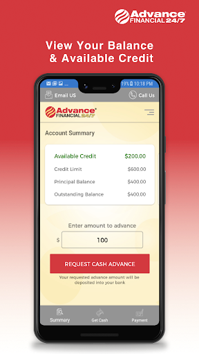 AF247 - Advance Financial 24/7 screenshot 4