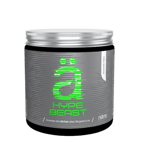 ä Nano Supps Hype Beast, 320g - Sour Green Apple