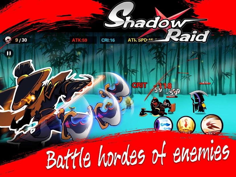 Shadow Raid
