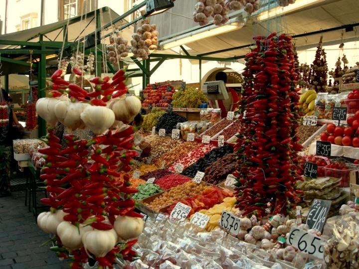 Al mercato di caba2011