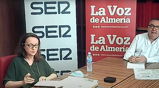 Webinar de LA VOZ: 'La provincia de Almería contra la crisis'