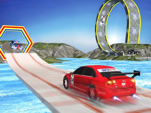 Ramp Car Stunts Racing Games: Car Racing Stunts 3D screenshots 7