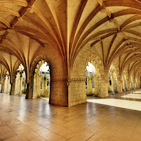 Jerónimos Monastery by Darijan Mihajlovic - Buildings & Architecture Public & Historical (  )