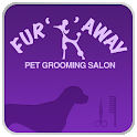 Fur & away pet grooming salon icon