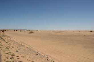 Photo: Die Imperial Dunes in der Sonora Wüste