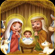 Nativity Scene Lock Screen Live WP