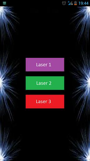 バーチャルレーザーシミュレーション