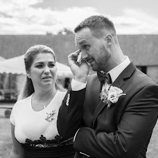 Wedding photographer Martina Kučerová (martinakucerova). Photo of 07.09.2017