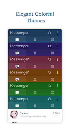 Privacy Messenger - Private SMS messages, Call app 6.0.8 screenshots 4