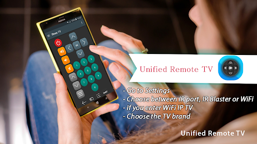 Unified Remote TV Free app (apk) free download for Android