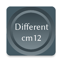 Different CM12.1 theme icon