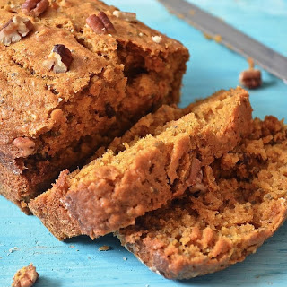 Maple Sweet Potato Bread