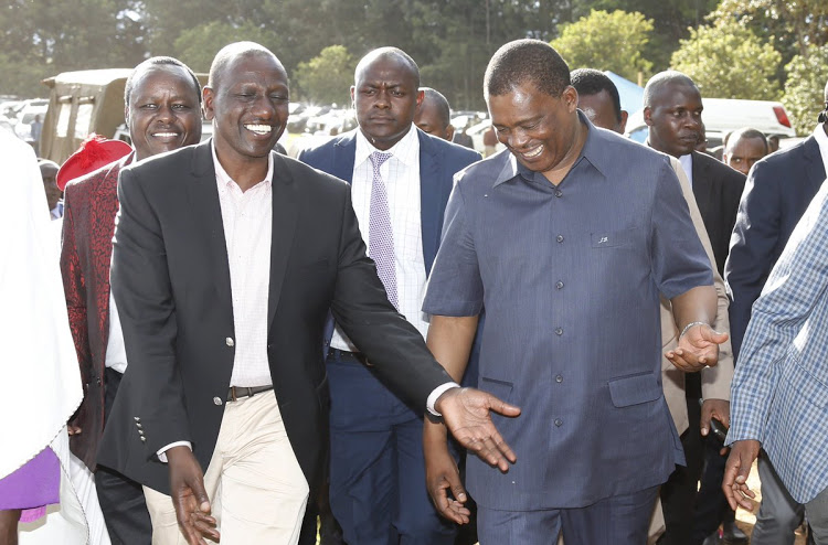Ruto considering Muturi, Waiguru for 2022 running-mate