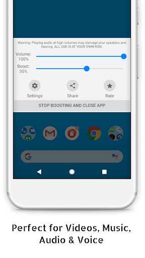Speaker Boost: Volume Booster & Sound Amplifier 3D 3.0.29 Apk for Android 3