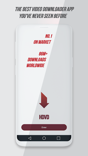 HD Video Downloader screenshot 1