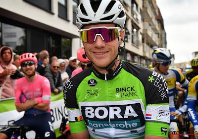 BORA-hansgrohe dévoile sa sélection pour la Vuelta