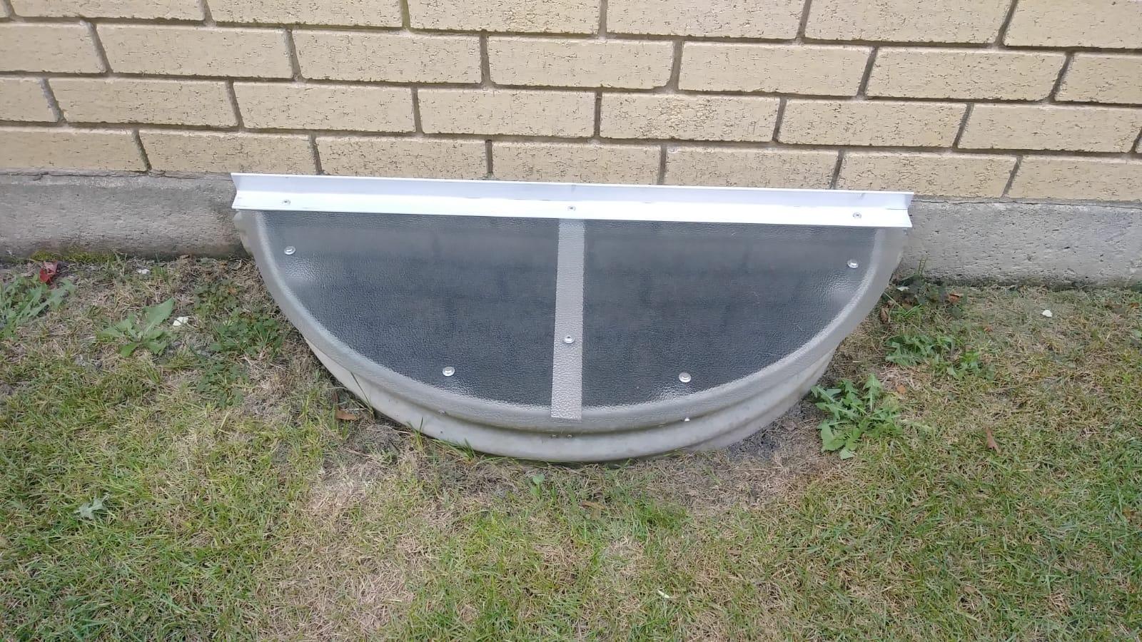 West Chicago, IL-HandyManny Custom Window Well Covers