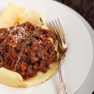 Beef Ragu Pasta Sauce