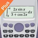 Free scientific calculator plus advanced 991 calc icon