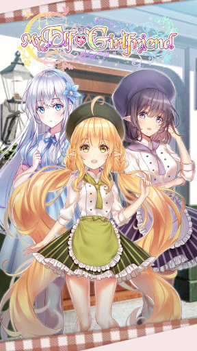 My Elf Girlfriend : Anime Romance Game 1.0.0 screenshots 1