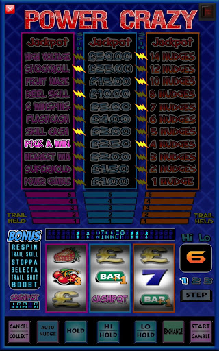 Power Crazy Fruit Machine Slots Game 1.17 2