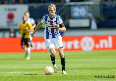 Anderlecht est irrité par l'attitude de Heerenveen et pourrait abandonner la piste Michel Vlap