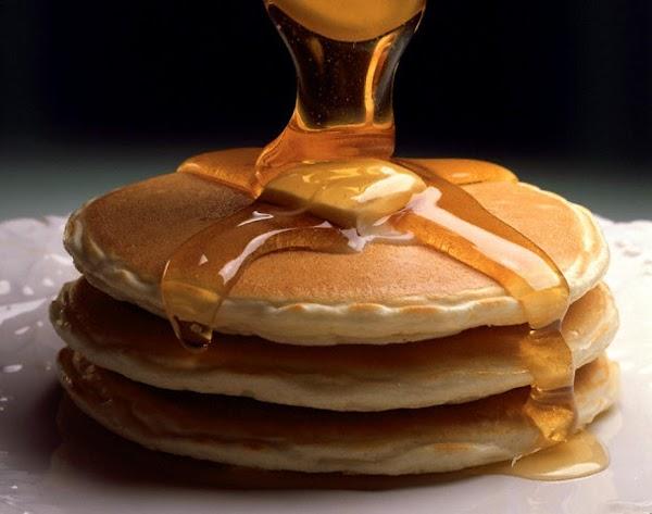 John Friendly Amidon's Pancakes Recipe