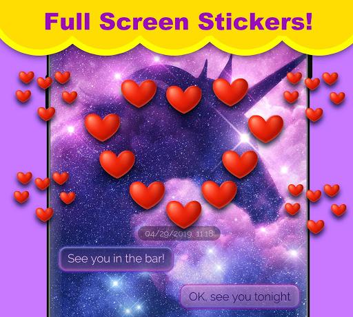 Hii - SMS Messenger and caller app screenshots 5
