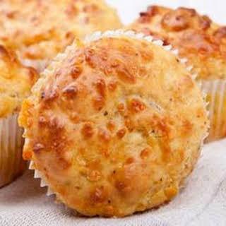 Cream Cheese Crumble Muffins.