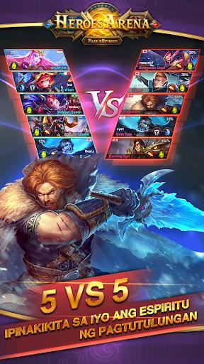 Heroes Arena 1.3.18 screenshots 9