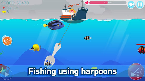 Game Fishing Adventure APK for Windows Phone