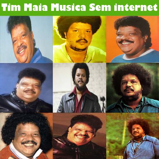 Tim Maia Todas as musicas desligada 2019