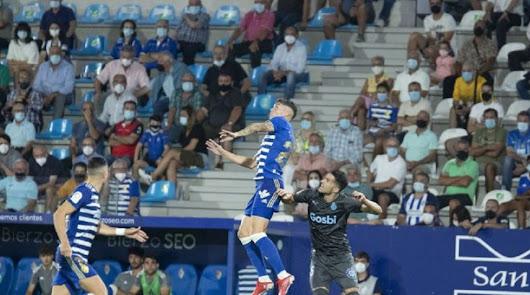 Todos los abonados podrán asistir al partido ante el Almería