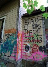 Photo: Dokumentoitu, Saulin vierailu