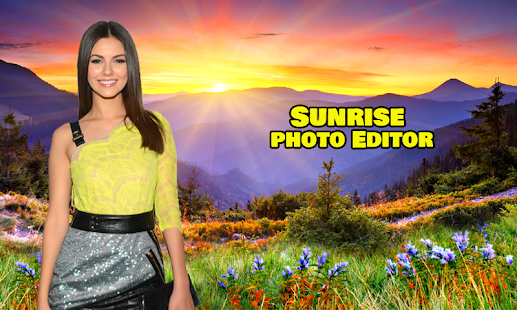Download Sunrise Photo Frames For PC Windows and Mac apk screenshot 2