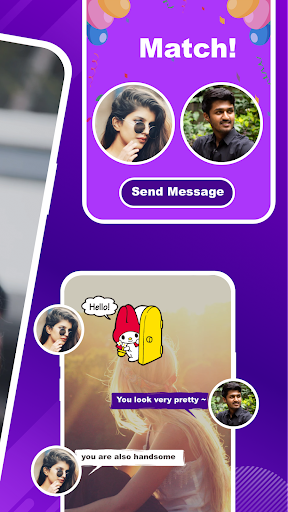 Live chat video call with strangers 1.0.55 screenshots 2