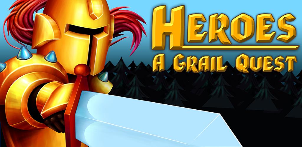 Resultado de imagen para heroes a grail quest apk
