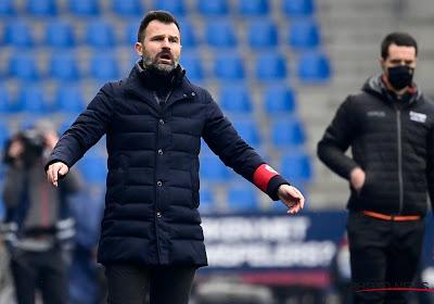 """Ivan Leko verzoent zich met nederlaag, maar moet De Laet missen tegen Club Brugge: """"Heel mooie gele kaart"""""""