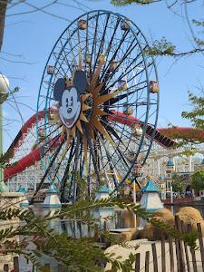 Parque de ocio y atracciones - Disney California Adventure