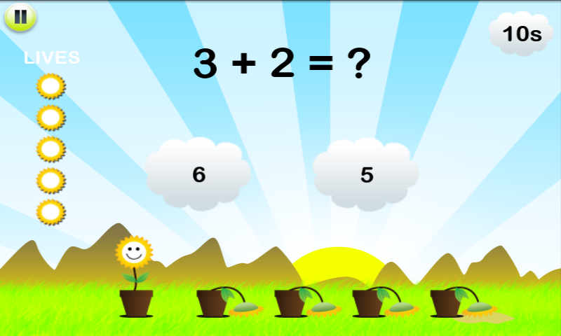 Math Training for Kids- screenshot