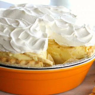 Mile High Banana Cream Pie.
