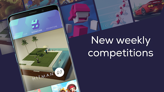 Hatch: Play games on demand, compete and win 10