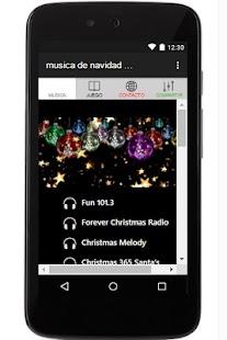 Free christmas music radio - náhled