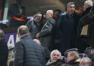 Voici les autres actionnaires du Sporting d'Anderlecht !