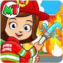 Fireman, Fire Station & Fire Truck Game for KIDS icon