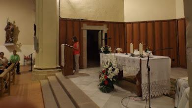 Photo: ...la celebració de l'Eucaristia.