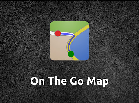 On The Go Map