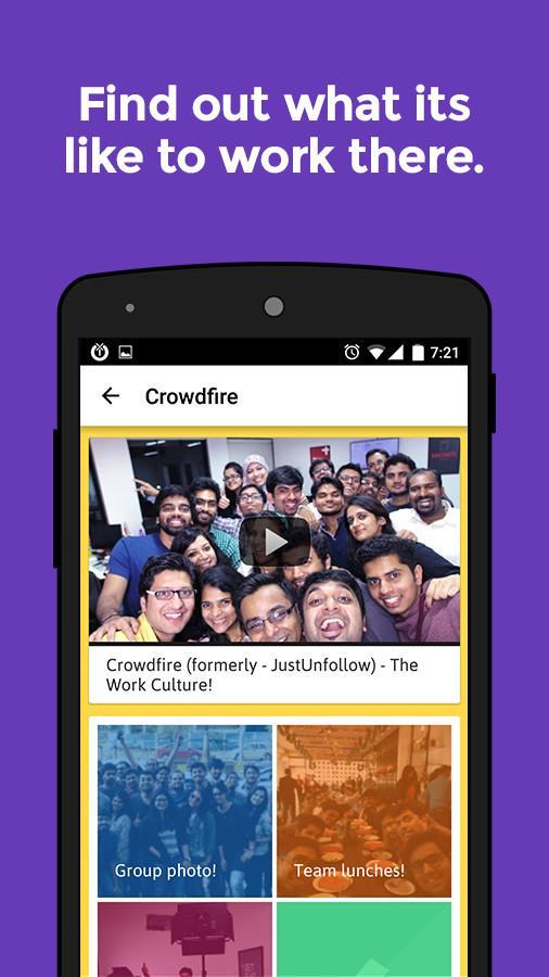 Super -find a startup you love- screenshot