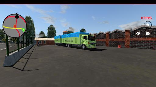 IDBS Indonesia Truck Simulator  screenshots 3