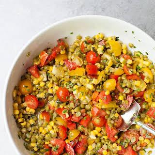 Summer Split Pea Salad.